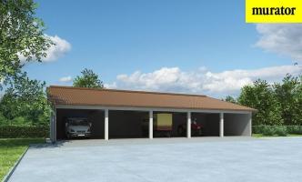 Gotowe Projekty Wiat Garażowych Drewnianych I Murowanych Dobry Dom